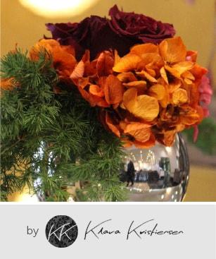 Floristry by KLARA KRISTIENSEN