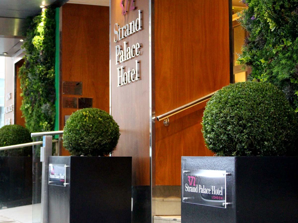 Strand Palace Hotel Case Study 4