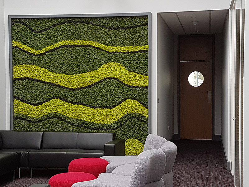 Moss Walls from Leaflike - Gallery Image 3