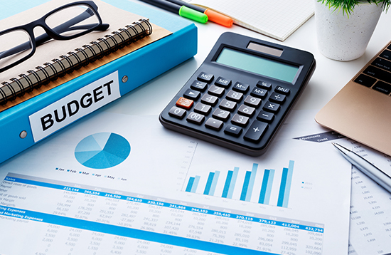 No-cost trials and budgeting - Budgeting