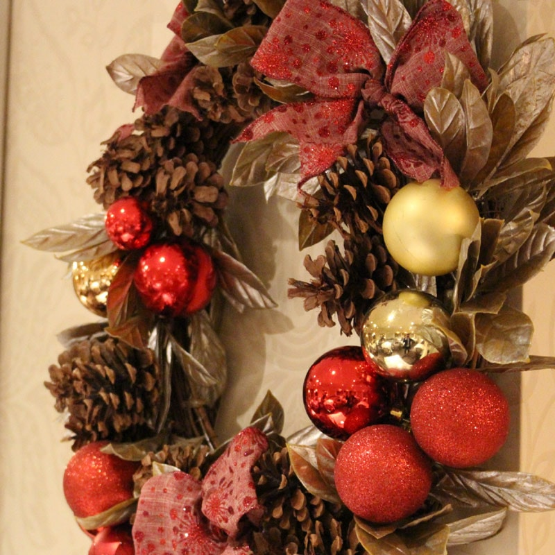 Christmas Wreaths from Leaflike